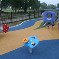 DuraPlay Pour in Place Rubber Safety Surfacing
